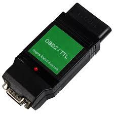 Conector OBD2/TTL para PCScan 3000 - Napro