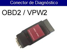Conector OBD2/VPW2 para PCScan 3000 - Napro