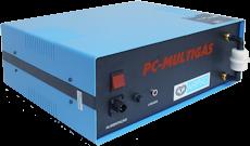 Analisador de Gases PCMultigas - Napro